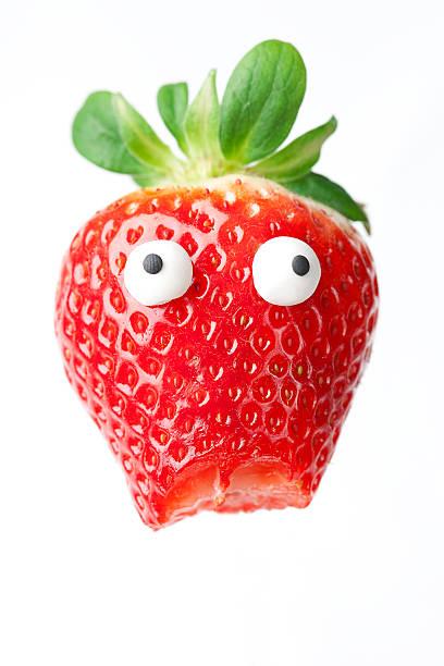Freche Früchtchen Teil 1 - die Erdbeere 🍓